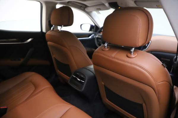 New 2020 Maserati Ghibli S Q4 GranLusso for sale $89,535 at Rolls-Royce Motor Cars Greenwich in Greenwich CT 06830 28