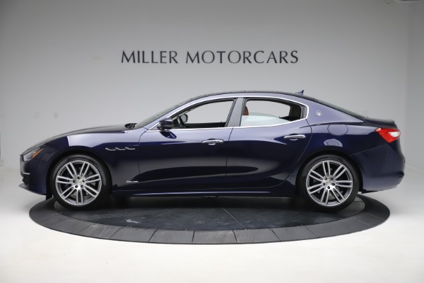New 2020 Maserati Ghibli S Q4 GranLusso for sale $89,535 at Rolls-Royce Motor Cars Greenwich in Greenwich CT 06830 3