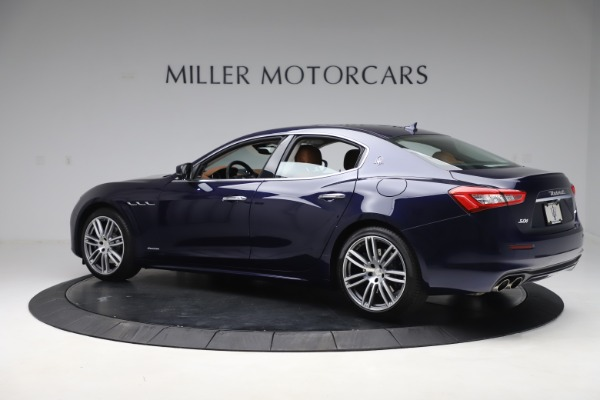 New 2020 Maserati Ghibli S Q4 GranLusso for sale $89,535 at Rolls-Royce Motor Cars Greenwich in Greenwich CT 06830 4