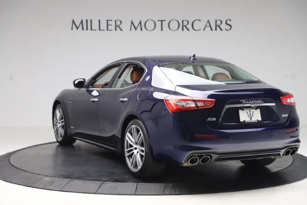 New 2020 Maserati Ghibli S Q4 GranLusso for sale $89,535 at Rolls-Royce Motor Cars Greenwich in Greenwich CT 06830 5
