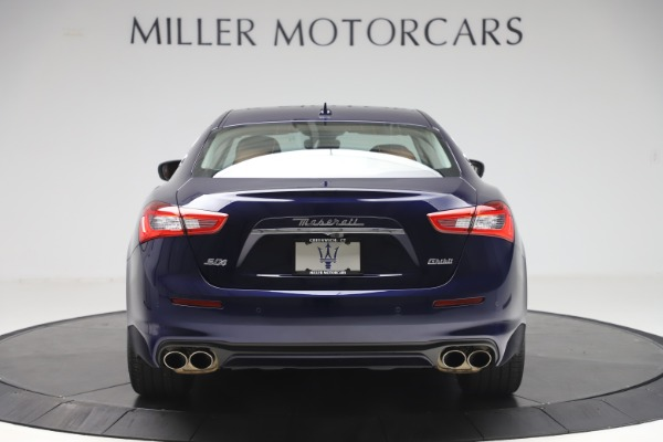 New 2020 Maserati Ghibli S Q4 GranLusso for sale $89,535 at Rolls-Royce Motor Cars Greenwich in Greenwich CT 06830 6