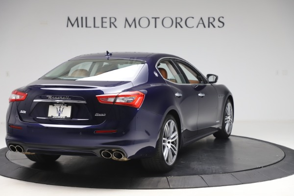 New 2020 Maserati Ghibli S Q4 GranLusso for sale $89,535 at Rolls-Royce Motor Cars Greenwich in Greenwich CT 06830 7