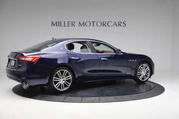 New 2020 Maserati Ghibli S Q4 GranLusso for sale $89,535 at Rolls-Royce Motor Cars Greenwich in Greenwich CT 06830 8