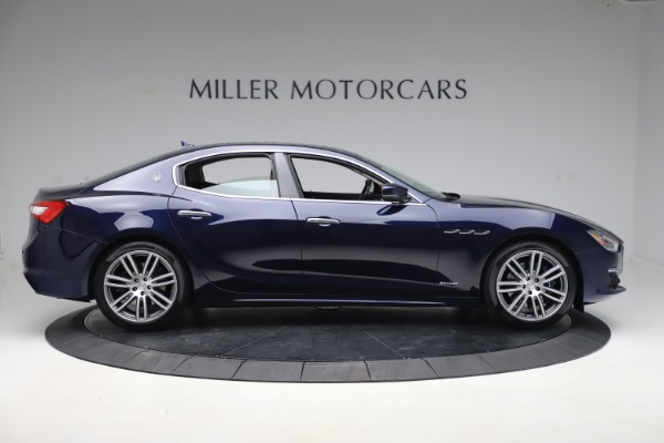 New 2020 Maserati Ghibli S Q4 GranLusso for sale $89,535 at Rolls-Royce Motor Cars Greenwich in Greenwich CT 06830 9