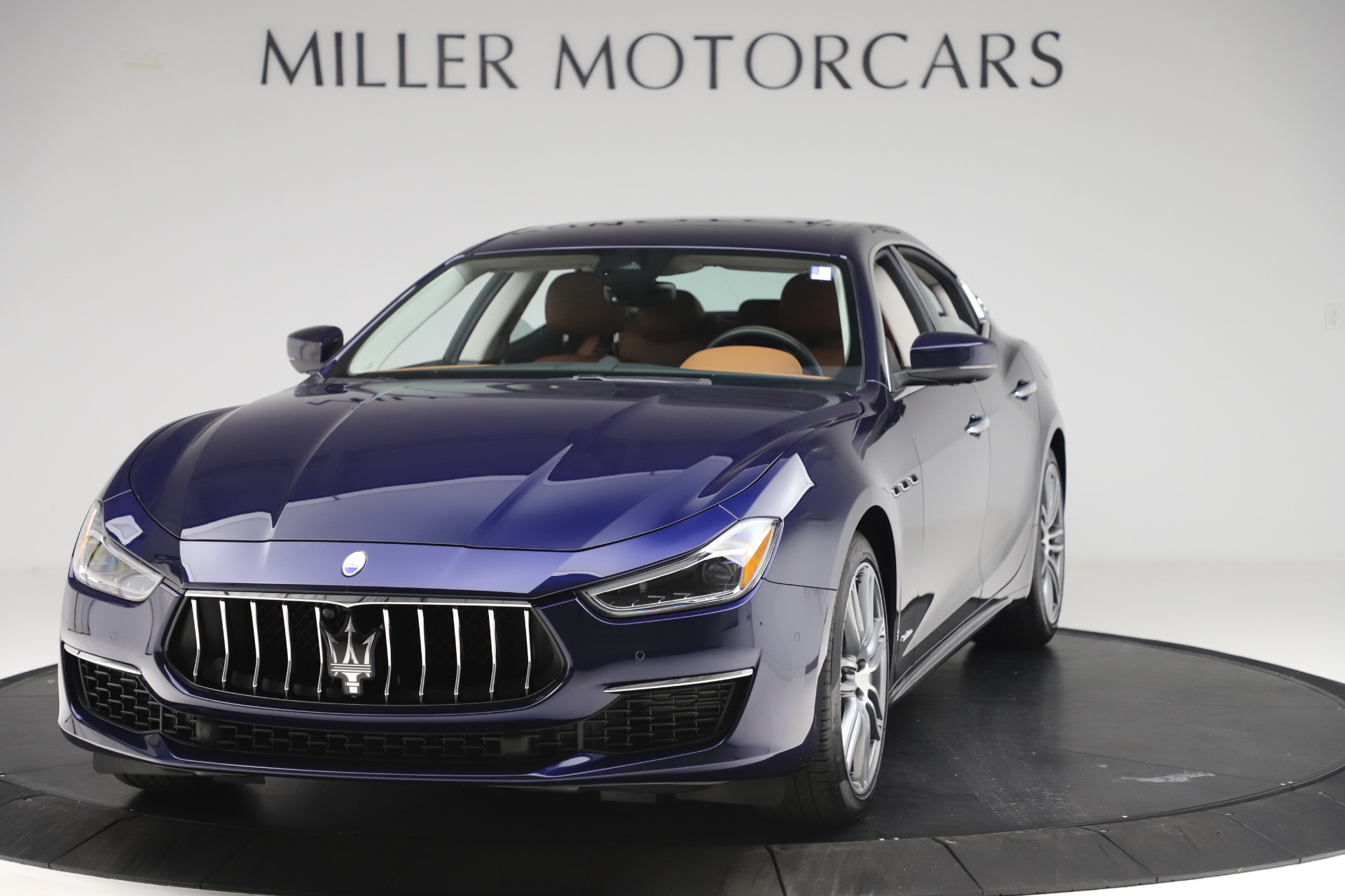 New 2020 Maserati Ghibli S Q4 GranLusso for sale $89,535 at Rolls-Royce Motor Cars Greenwich in Greenwich CT 06830 1