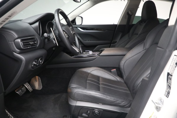 New 2020 Maserati Levante Q4 GranSport for sale $81,385 at Rolls-Royce Motor Cars Greenwich in Greenwich CT 06830 13