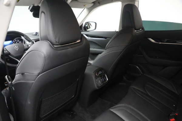 New 2020 Maserati Levante Q4 GranSport for sale $81,385 at Rolls-Royce Motor Cars Greenwich in Greenwich CT 06830 16