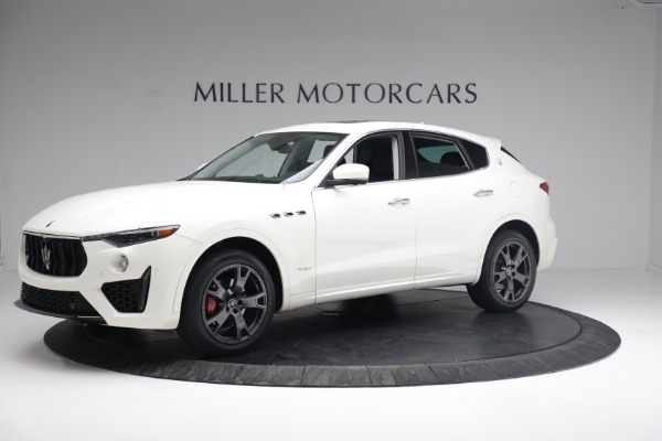 New 2020 Maserati Levante Q4 GranSport for sale $81,385 at Rolls-Royce Motor Cars Greenwich in Greenwich CT 06830 2