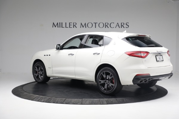 New 2020 Maserati Levante Q4 GranSport for sale $81,385 at Rolls-Royce Motor Cars Greenwich in Greenwich CT 06830 4