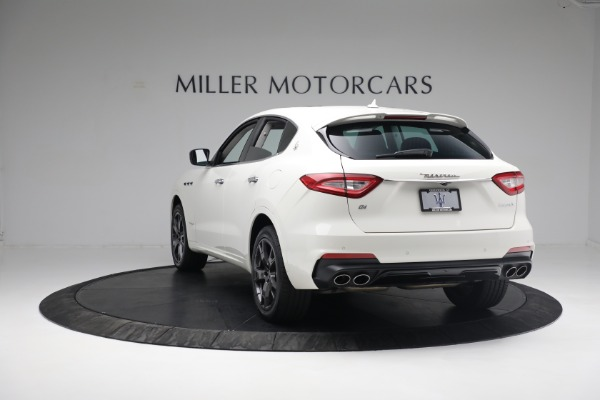 New 2020 Maserati Levante Q4 GranSport for sale $81,385 at Rolls-Royce Motor Cars Greenwich in Greenwich CT 06830 5