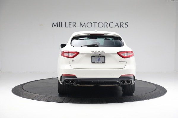 New 2020 Maserati Levante Q4 GranSport for sale $81,385 at Rolls-Royce Motor Cars Greenwich in Greenwich CT 06830 6