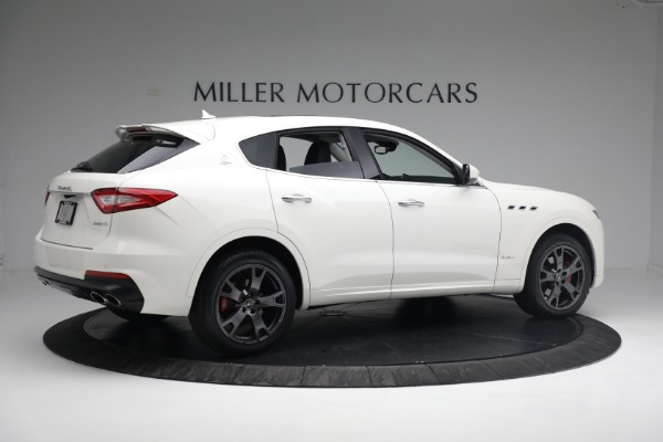 New 2020 Maserati Levante Q4 GranSport for sale $81,385 at Rolls-Royce Motor Cars Greenwich in Greenwich CT 06830 7