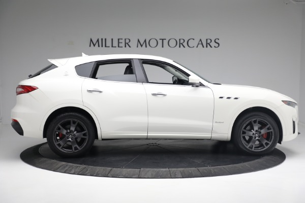 New 2020 Maserati Levante Q4 GranSport for sale $81,385 at Rolls-Royce Motor Cars Greenwich in Greenwich CT 06830 8