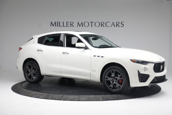 New 2020 Maserati Levante Q4 GranSport for sale $81,385 at Rolls-Royce Motor Cars Greenwich in Greenwich CT 06830 9