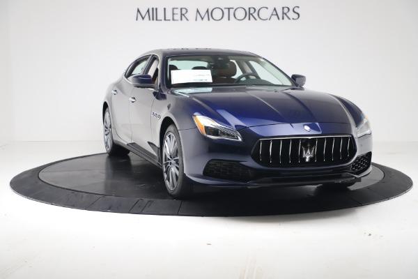 New 2020 Maserati Quattroporte S Q4 GranLusso for sale $122,185 at Rolls-Royce Motor Cars Greenwich in Greenwich CT 06830 11