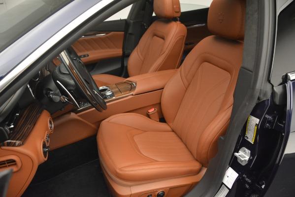 New 2020 Maserati Quattroporte S Q4 GranLusso for sale $122,185 at Rolls-Royce Motor Cars Greenwich in Greenwich CT 06830 13