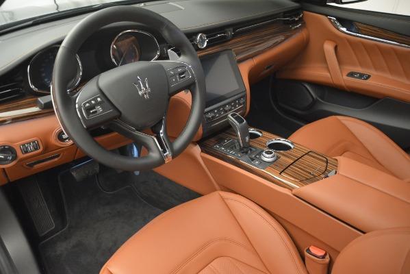 New 2020 Maserati Quattroporte S Q4 GranLusso for sale $122,185 at Rolls-Royce Motor Cars Greenwich in Greenwich CT 06830 14