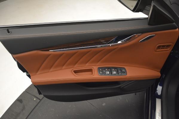 New 2020 Maserati Quattroporte S Q4 GranLusso for sale $122,185 at Rolls-Royce Motor Cars Greenwich in Greenwich CT 06830 15