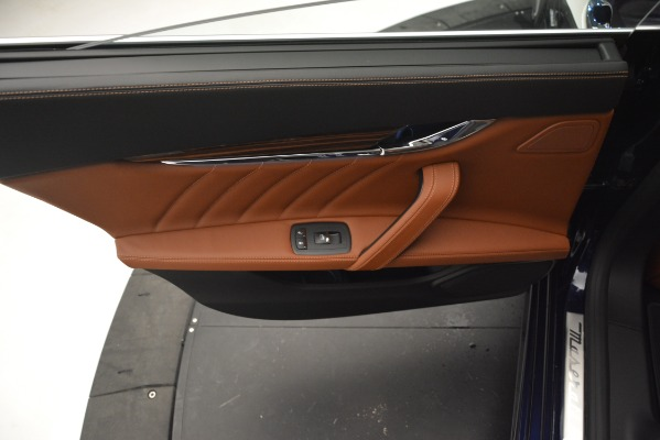 New 2020 Maserati Quattroporte S Q4 GranLusso for sale $122,185 at Rolls-Royce Motor Cars Greenwich in Greenwich CT 06830 19