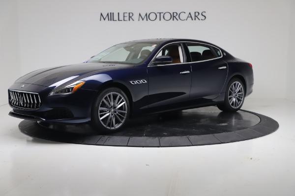 New 2020 Maserati Quattroporte S Q4 GranLusso for sale $122,185 at Rolls-Royce Motor Cars Greenwich in Greenwich CT 06830 2