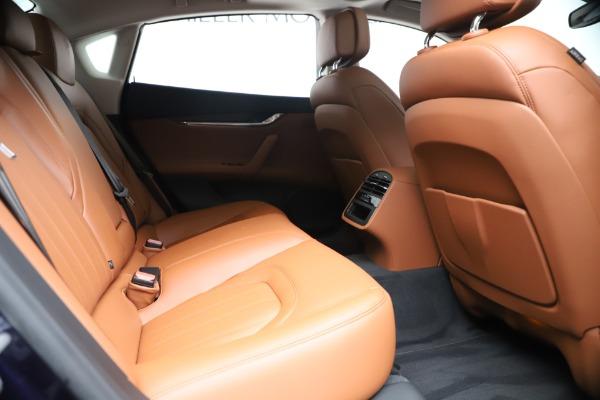 New 2020 Maserati Quattroporte S Q4 GranLusso for sale $122,185 at Rolls-Royce Motor Cars Greenwich in Greenwich CT 06830 21