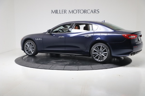New 2020 Maserati Quattroporte S Q4 GranLusso for sale $122,185 at Rolls-Royce Motor Cars Greenwich in Greenwich CT 06830 4