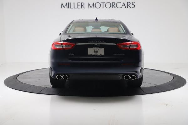 New 2020 Maserati Quattroporte S Q4 GranLusso for sale $122,185 at Rolls-Royce Motor Cars Greenwich in Greenwich CT 06830 6