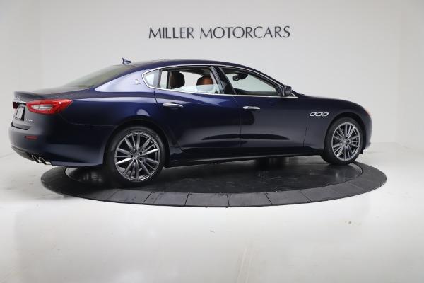 New 2020 Maserati Quattroporte S Q4 GranLusso for sale $122,185 at Rolls-Royce Motor Cars Greenwich in Greenwich CT 06830 8