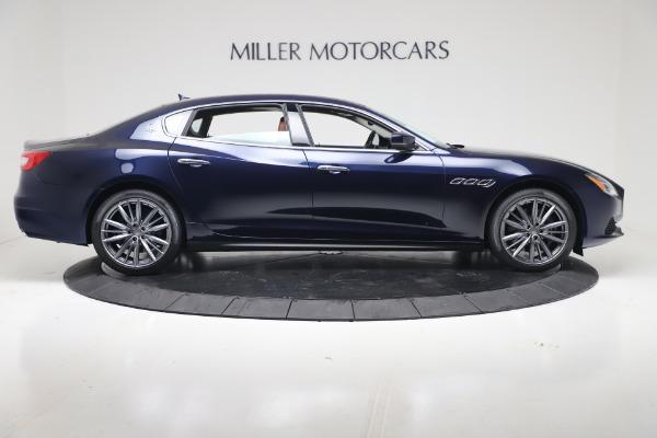 New 2020 Maserati Quattroporte S Q4 GranLusso for sale $122,185 at Rolls-Royce Motor Cars Greenwich in Greenwich CT 06830 9