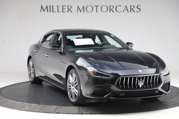New 2020 Maserati Ghibli S Q4 GranSport for sale $90,285 at Rolls-Royce Motor Cars Greenwich in Greenwich CT 06830 11