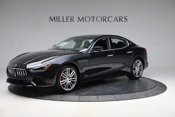 New 2020 Maserati Ghibli S Q4 GranSport for sale $90,285 at Rolls-Royce Motor Cars Greenwich in Greenwich CT 06830 2