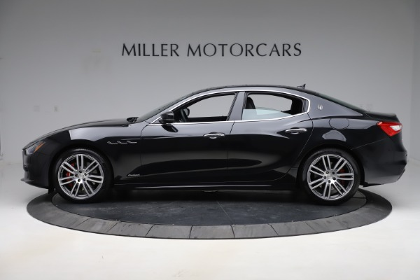 New 2020 Maserati Ghibli S Q4 GranSport for sale $90,285 at Rolls-Royce Motor Cars Greenwich in Greenwich CT 06830 3