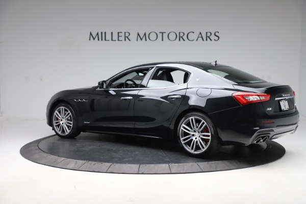 New 2020 Maserati Ghibli S Q4 GranSport for sale $90,285 at Rolls-Royce Motor Cars Greenwich in Greenwich CT 06830 4