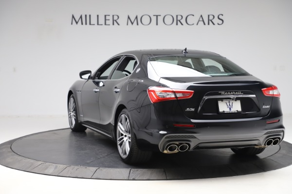 New 2020 Maserati Ghibli S Q4 GranSport for sale $90,285 at Rolls-Royce Motor Cars Greenwich in Greenwich CT 06830 5