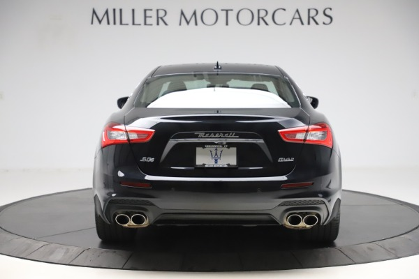 New 2020 Maserati Ghibli S Q4 GranSport for sale $90,285 at Rolls-Royce Motor Cars Greenwich in Greenwich CT 06830 6