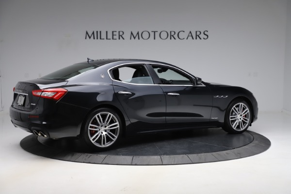 New 2020 Maserati Ghibli S Q4 GranSport for sale $90,285 at Rolls-Royce Motor Cars Greenwich in Greenwich CT 06830 8