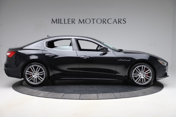 New 2020 Maserati Ghibli S Q4 GranSport for sale $90,285 at Rolls-Royce Motor Cars Greenwich in Greenwich CT 06830 9