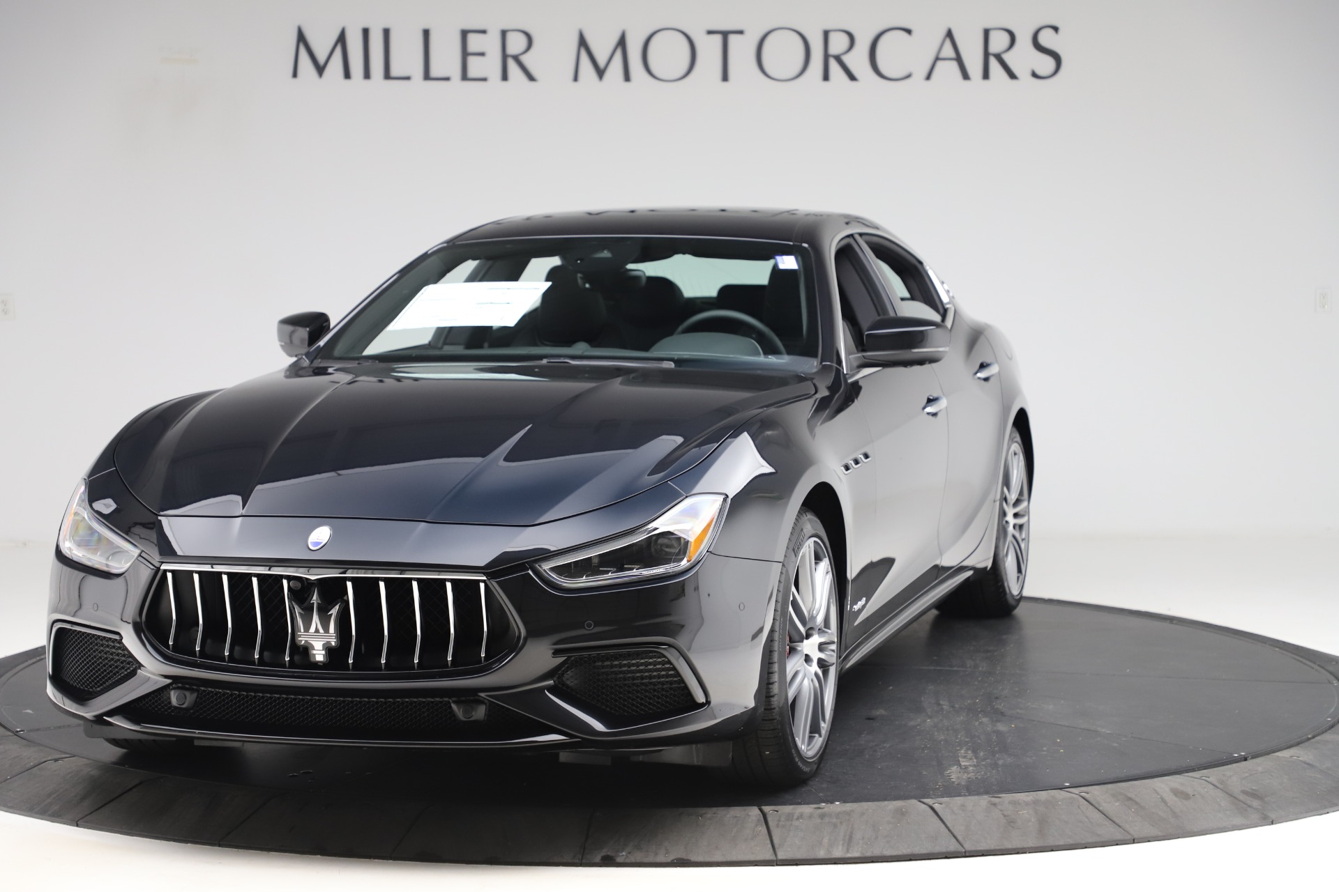 New 2020 Maserati Ghibli S Q4 GranSport for sale $90,285 at Rolls-Royce Motor Cars Greenwich in Greenwich CT 06830 1