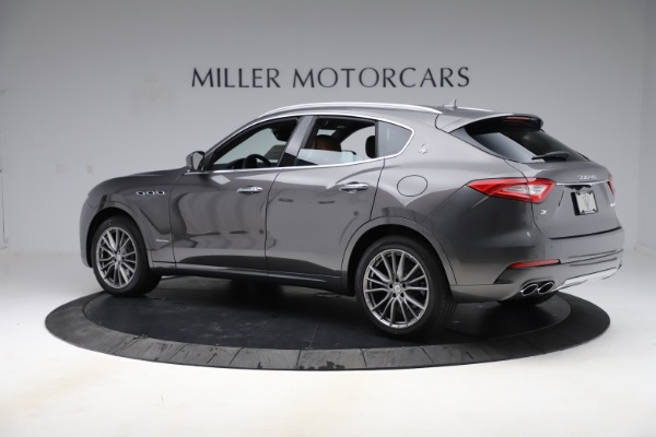 New 2020 Maserati Levante Q4 GranLusso for sale $84,985 at Rolls-Royce Motor Cars Greenwich in Greenwich CT 06830 4