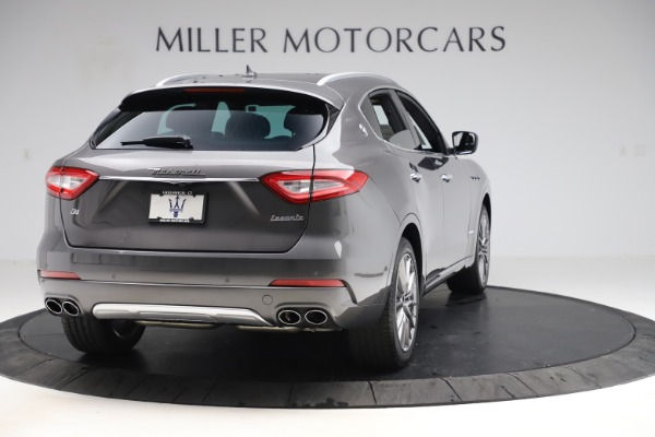 New 2020 Maserati Levante Q4 GranLusso for sale $84,985 at Rolls-Royce Motor Cars Greenwich in Greenwich CT 06830 7