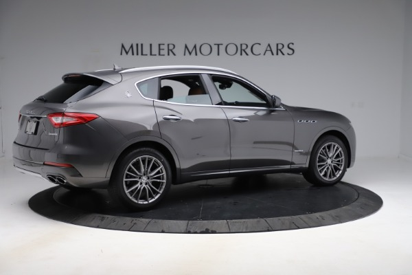 New 2020 Maserati Levante Q4 GranLusso for sale $84,985 at Rolls-Royce Motor Cars Greenwich in Greenwich CT 06830 8