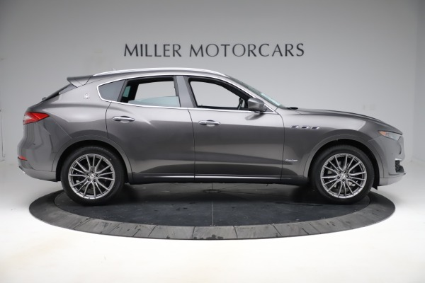 New 2020 Maserati Levante Q4 GranLusso for sale $84,985 at Rolls-Royce Motor Cars Greenwich in Greenwich CT 06830 9