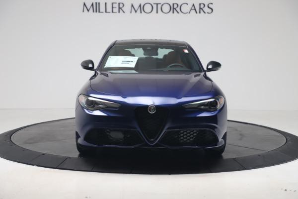 New 2020 Alfa Romeo Giulia Ti Sport Q4 for sale $52,840 at Rolls-Royce Motor Cars Greenwich in Greenwich CT 06830 12