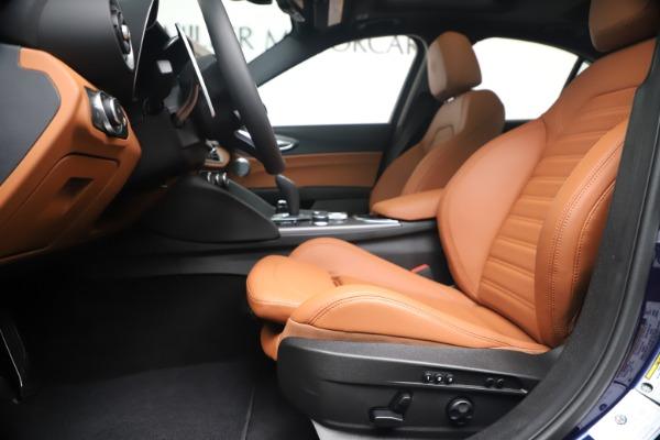 New 2020 Alfa Romeo Giulia Ti Sport Q4 for sale $52,840 at Rolls-Royce Motor Cars Greenwich in Greenwich CT 06830 14