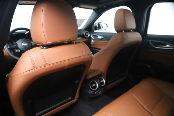 New 2020 Alfa Romeo Giulia Ti Sport Q4 for sale $52,840 at Rolls-Royce Motor Cars Greenwich in Greenwich CT 06830 20