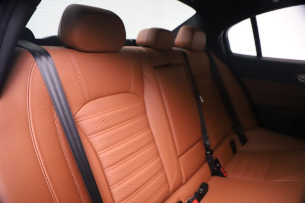 New 2020 Alfa Romeo Giulia Ti Sport Q4 for sale $52,840 at Rolls-Royce Motor Cars Greenwich in Greenwich CT 06830 26
