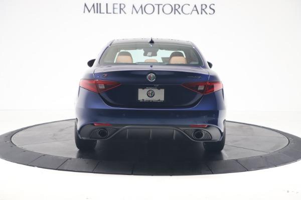 New 2020 Alfa Romeo Giulia Ti Sport Q4 for sale $52,840 at Rolls-Royce Motor Cars Greenwich in Greenwich CT 06830 6