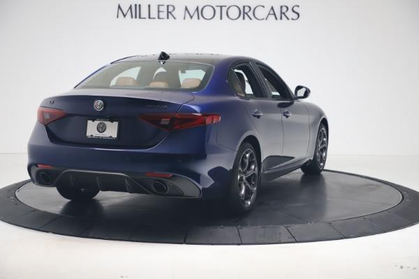 New 2020 Alfa Romeo Giulia Ti Sport Q4 for sale $52,840 at Rolls-Royce Motor Cars Greenwich in Greenwich CT 06830 7