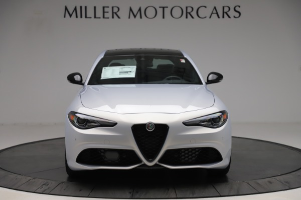 New 2020 Alfa Romeo Giulia Ti Sport Q4 for sale $51,590 at Rolls-Royce Motor Cars Greenwich in Greenwich CT 06830 12