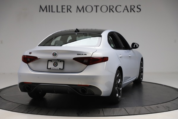 New 2020 Alfa Romeo Giulia Ti Sport Q4 for sale $51,590 at Rolls-Royce Motor Cars Greenwich in Greenwich CT 06830 7